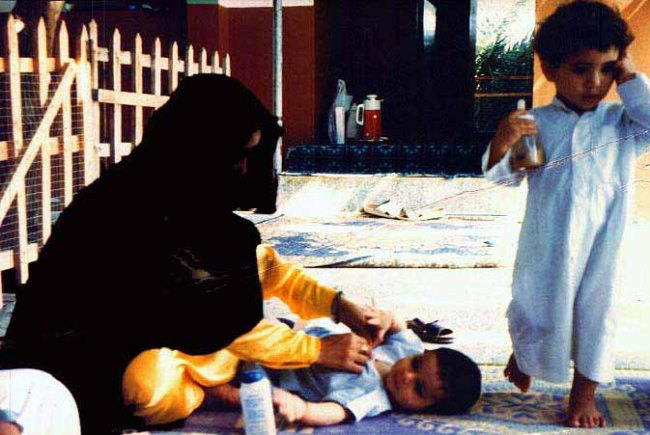 Mousabah Fujairah family diapers