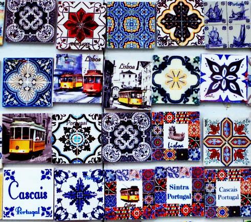 Lisbon Tiles 98
