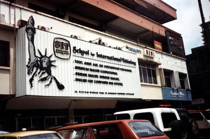 INDONESIA-1987-jakarta-job