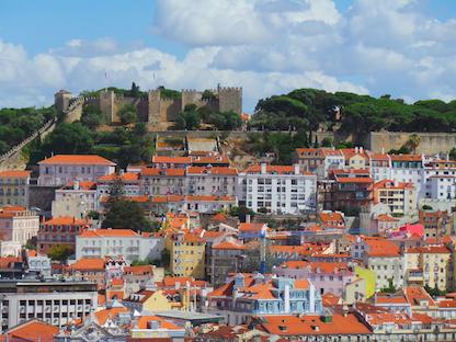 PORTUGAL-LISBON CITY