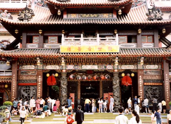 TAIWAN-temple